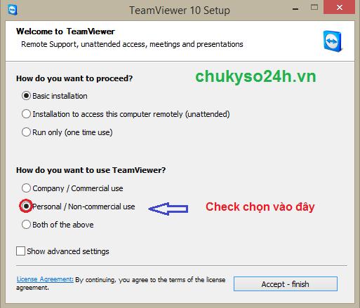 huong dan Teamviewer