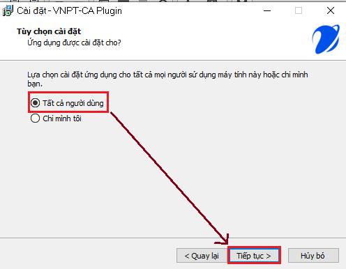 Cài đặt tiện ích ký số VNPT Plugin dịch vụ công
