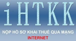 Hướng dẫn cập nhật thông tin người nộp thuế trên hệ thống khai thuế qua mạng iHTKK