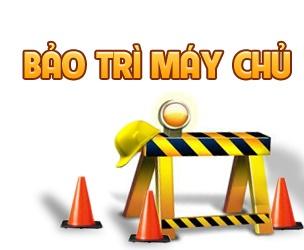 Thông báo số 3345/TB-TCT về việc tạm dừng hệ thống khai thuế, nộp thuế qua mạng, hóa đơn điện tử