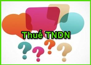 Một số câu hỏi thường gặp khi thực hiện quyết toán thuế TNDN năm 2019